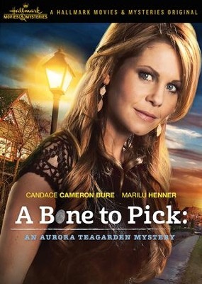 A Bone to Pick: An Aurora Teagarden Mystery, DVD   -