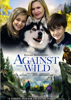 Against The Wild, DVD   -