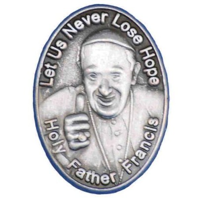 Pope Francis Pin  -
