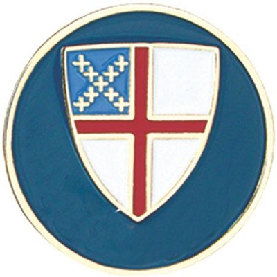 Episcopal Usher Pin  -