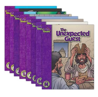 A Reason for Guided Reading: Intermediate Readers Set - Jesus & His Followers (8 Books)  -