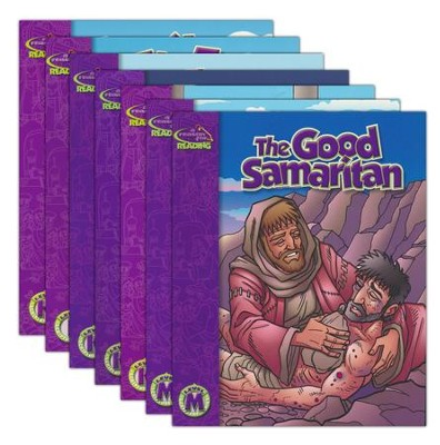 A Reason for Guided Reading: Intermediate Readers Set - Miracles & Parables (7 Books)  -