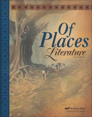 Abeka Of Places Literature (Fourth Edition)   -