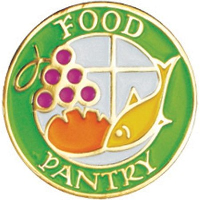 Food Pantry Pin  -