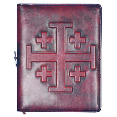 Jerusalem Cross Journal  -