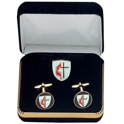 Methodist Cufflinks  -