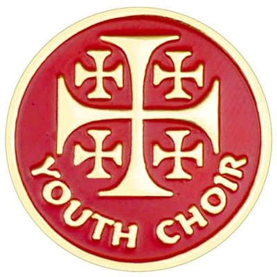 Youth Choir Pin  -