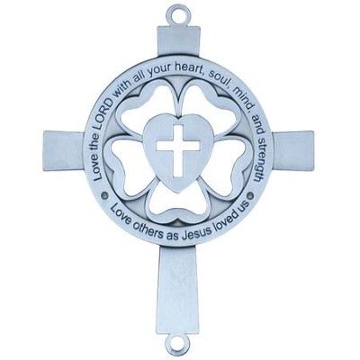 Lutheran Wall Cross  -
