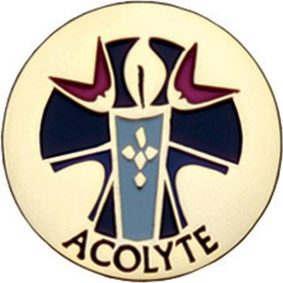 Acolyte Pin  -