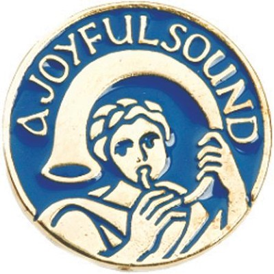 Joyful Sound with Angel Pin  -