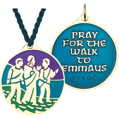 Walk to Emmaus Pendant  -