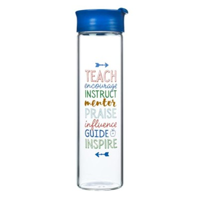 A Great Teacher Water Bottle  -