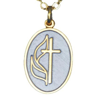 UMC Gold Plated Pendant  -
