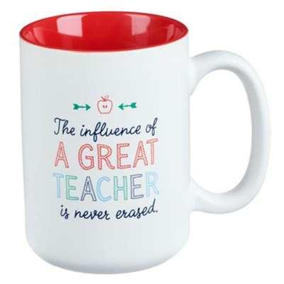 A Great Teacher Mug  -