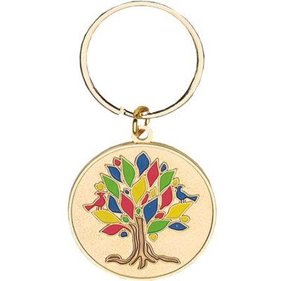 Tree of Life Keyring   -