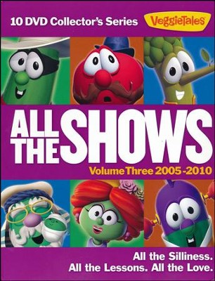 All the Shows 10 Disc Collector's Series, Volume 3   -