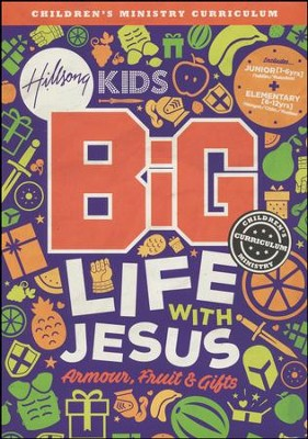 Life With Jesus, Hillsong BIG Children's Ministry Curriculum, Season 2  -