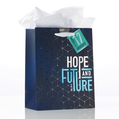 Hope and Future, Gift Bag, Medium  -