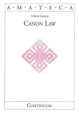 Canon Law  -     By: Libero Gerosa