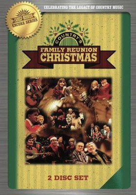 Country's Family Reunion: Christmas - 2 DVDs  -
