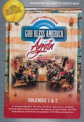 God Bless America Again!, Volumes 1 & 2 - 2 DVDs  -