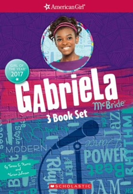 Gabriela Boxed Set, 3 volumes  -     By: Teresa E. Harris