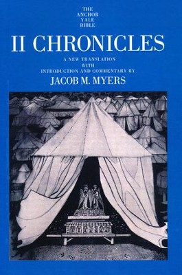 2 Chronicles: Anchor Yale Bible Commentary [AYBC]   -     By: Jacob M. Myers