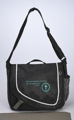 Varieties of Service, but the Same Lord, Messenger Bag  -