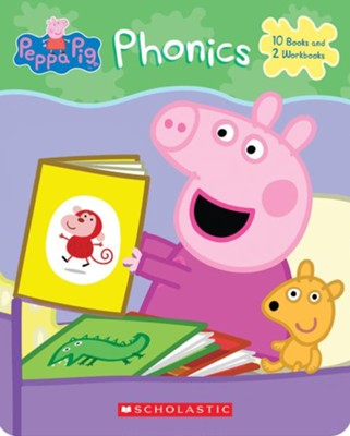 Peppa Phonics Boxed Set  -     By: Scholastic