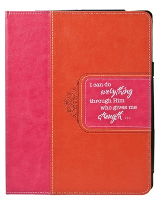 I Can Do Everything iPad Cover  -