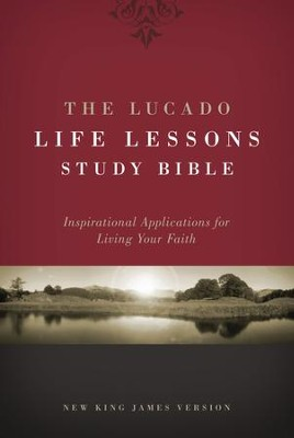 NKJV The Lucado Life Lessons Study Bible, eBook   -