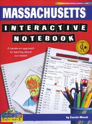 Massachusetts Interactive Notebook   -     By: Carole Marsh
