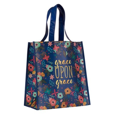 Grace Upon Grace Tote  -