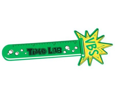 Time Lab: Test Tube Ruler Bookmarks (pkg. of 10)  -