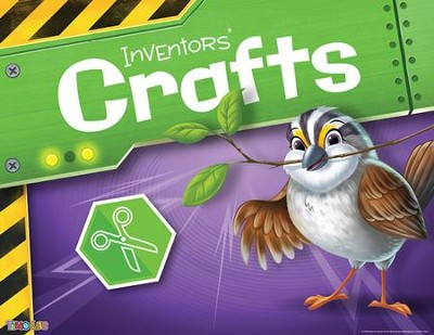 Time Lab: &#034Inventor's&#034 Crafts Rotation Sign  -