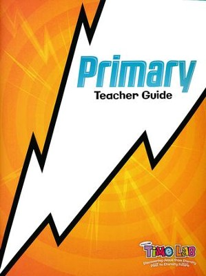 Time Lab: Primary Teacher Guide with Resource DVD-ROM  -