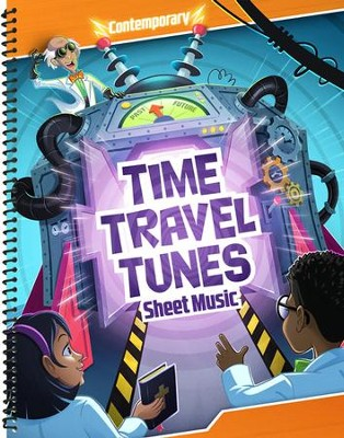 Time Lab: Sheet Music (Contemporary)  -