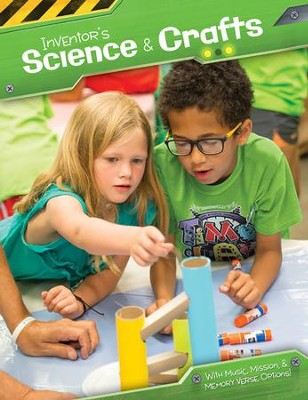 Time Lab: &#034Inventor's&#034 Science and Crafts Guide  -