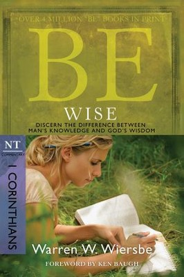 Be Wise - eBook  -     By: Warren W. Wiersbe