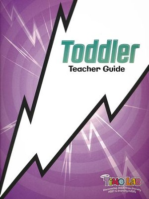 Time Lab: Toddler Teacher Guide with Resource DVD-ROM  -