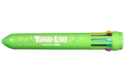 Time Lab: Test Tube Pens (pkg. of 10)  -