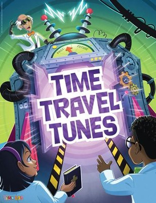 Time Lab: &#034Time Travel Tunes&#034 Rotation Sign  -