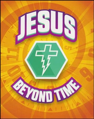 Time Lab: Jesus Beyond Time Booklet (pkg. of 10)  -
