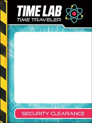 Time Lab: Name Tags (pkg. of 60)  -