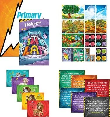 Time Lab: Primary Resource Kit  -