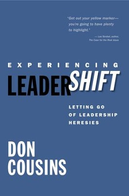 Experiencing LeaderShift - eBook  -     By: Don Cousins