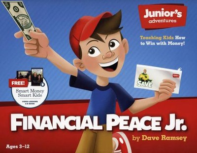 Financial Peace Junior Kit   -     By: Dave Ramsey