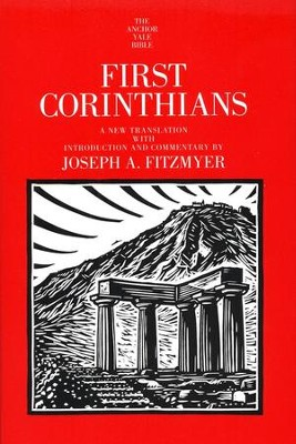 1 Corinthians: Anchor Yale Bible Commentary [AYBC]   -     By: Joseph A. Fitzmeyer