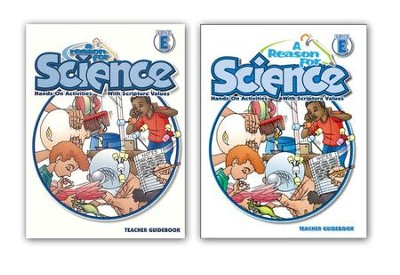 A Reason For Science, Level E: Teacher Guide & Student Worktext Set  -