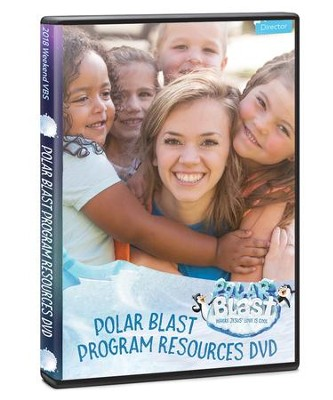 Polar Blast: Program Resources DVD  -
